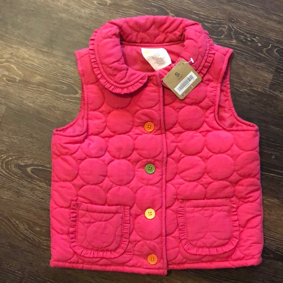 Crazy 8 Jackets Amp Coats Sale New Wtags Pink Quilted Look